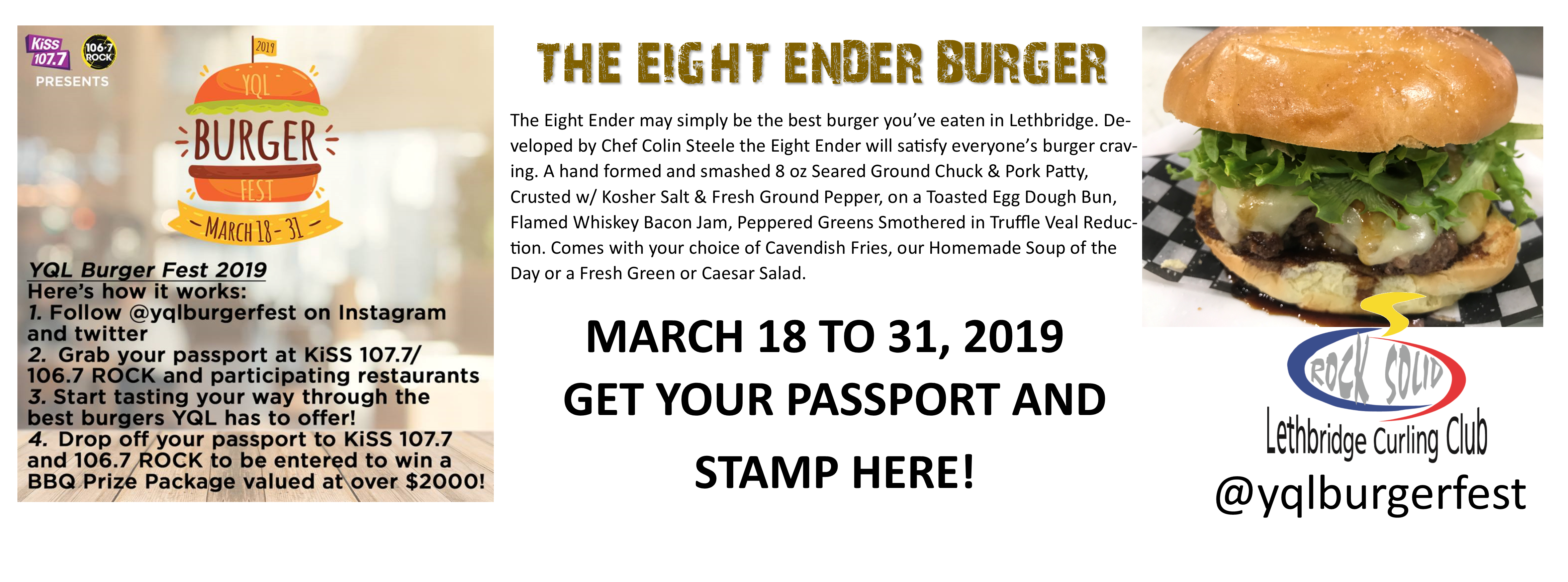 <div id=slideshow_title>Burgerfest</div> <br><div style='text-align: left; font-size: 18px;'>@yqlburgerfest - The Best Burger in Lethbridge!</div>